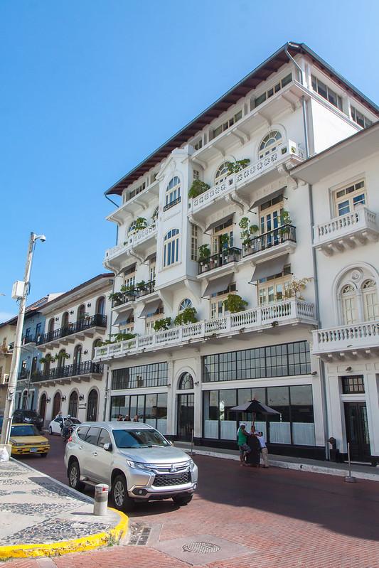 Panama. Casco Viejo
