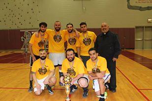 Futsal Tournament Champions with HG Mar Paulus