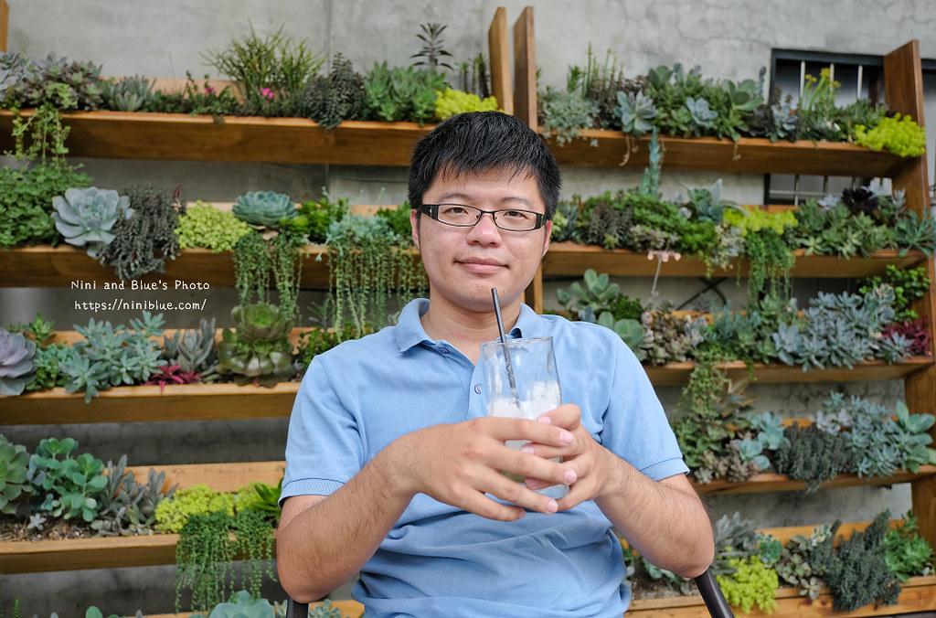 台中多肉啡場組盆咖啡31