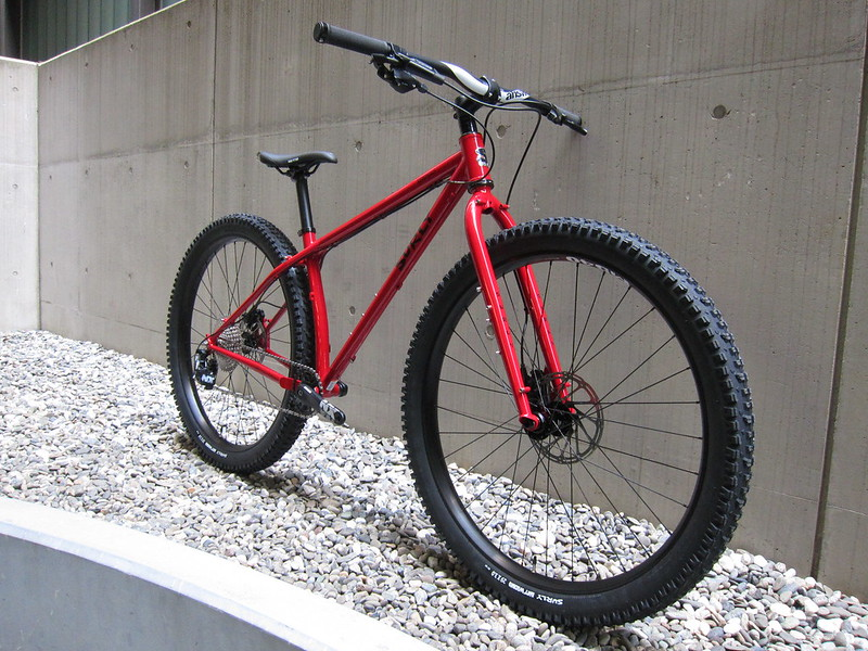 SURLY Krampus Red 2