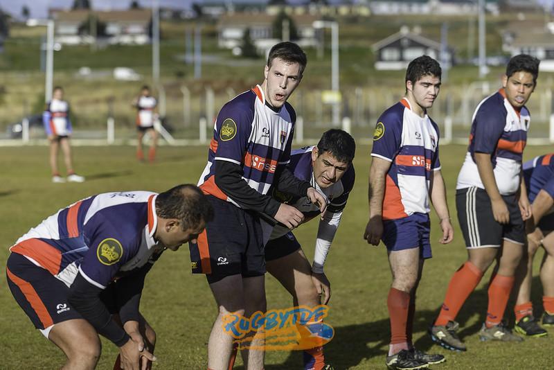 Colegio del Sur vs Ushuaia RC - Amistoso [Galería de Fotos]