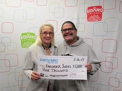 Fredrick Julius - $5,000 - Huge Cash - Boise _ Albertsons #189