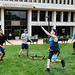 Students Play Spikeball:  May 8, 2017 by UMSL