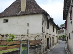 Maison des Gabariers, rear