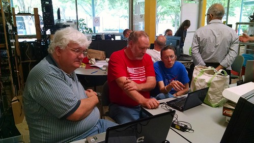 Build A PC and Install Linux Workshop, Greenbelt, Maryland, May 20, 2017