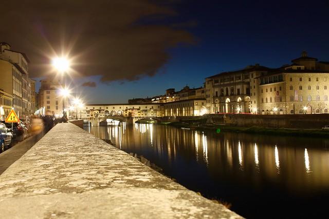 Ponte Vecchio, Canon EOS 1100D, Canon EF-S 18-55mm f/3.5-5.6 III