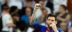 Lionel Messi enmudece el Santiago Bernabéu y da vida al Barcelona (Adelanto)