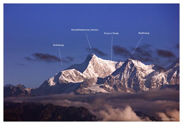 A morning in Himalaya!
