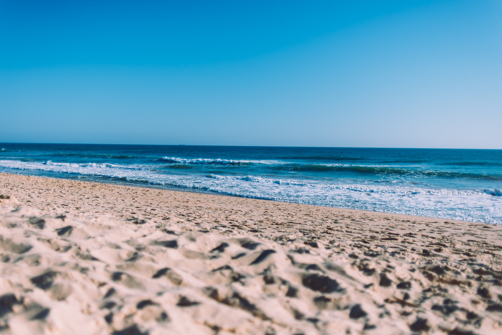 Faro homokos strandja