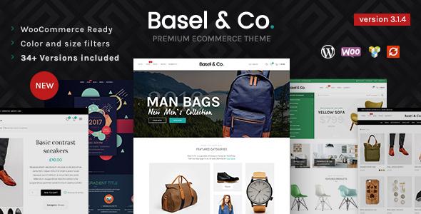 Basel v3.1.4 - Responsive eCommerce Theme