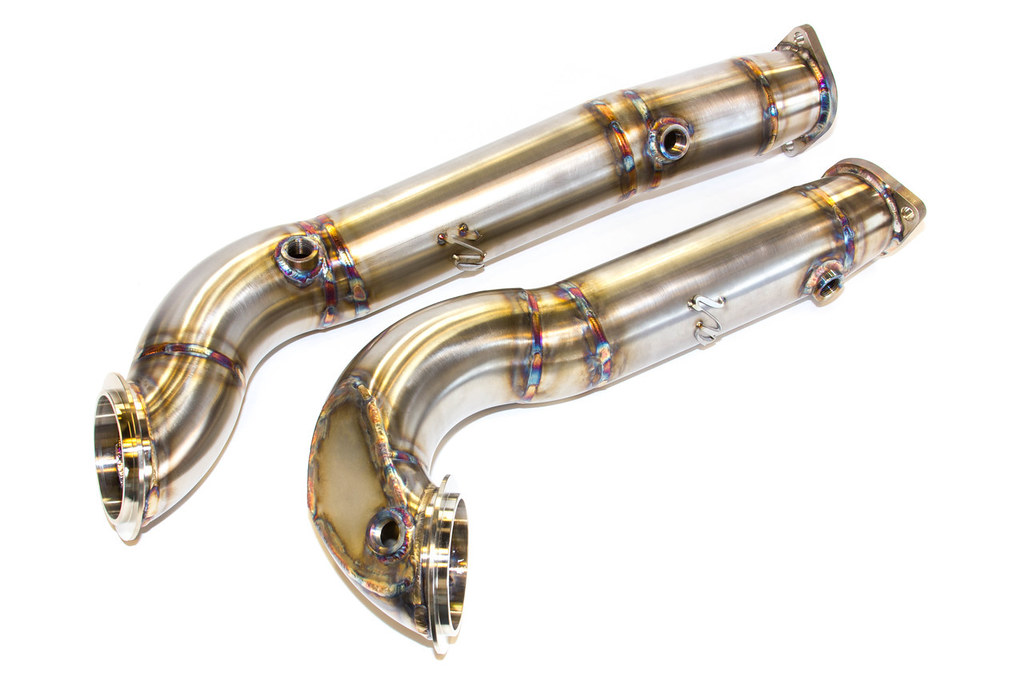 Thumbnail for BMW Z4 N54 E89 Full 3in Catted Downpipes