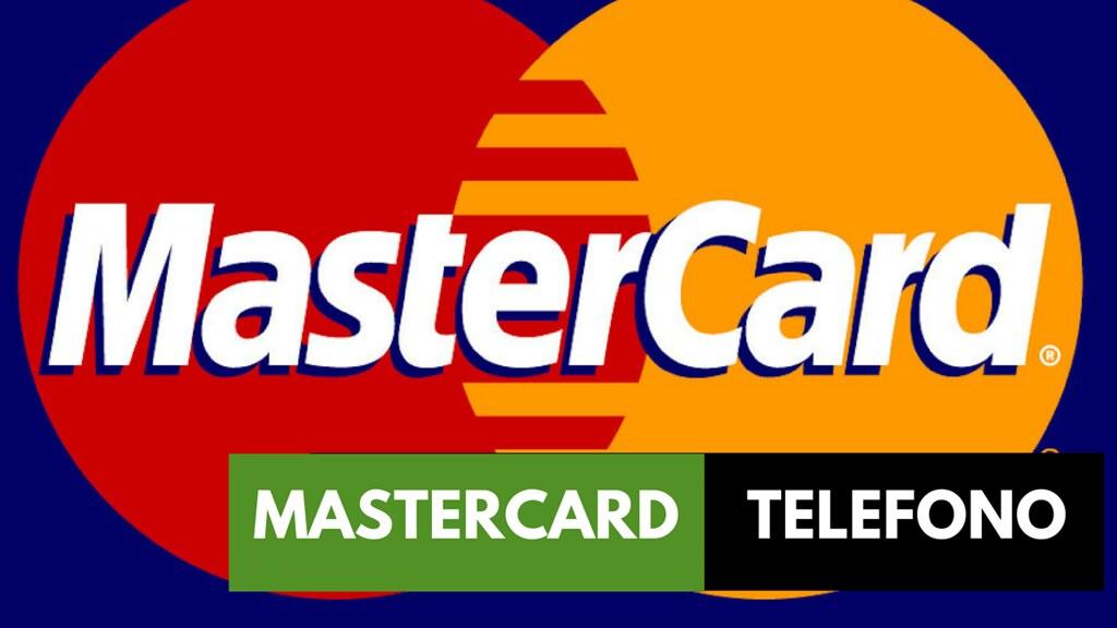 0800 Telefono Mastercard