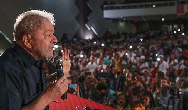 Depoimento de Lula ocorre hoje, em Curitiba; apoiadores do petista ocupam a capital