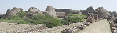 Tughlaqabad Fort - Panoramic View