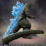 【更新官圖&販售資訊】S.H.MonsterArts《哥吉拉vs機械哥吉拉》哥吉拉 (生頼範義海報Ver.)ゴジラ(生頼範義ポスターVer.)