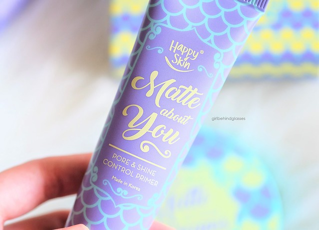 Happy Skin Matte About You Pore & Shine Control Primer