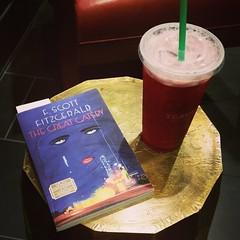 Ice Tea and a Book