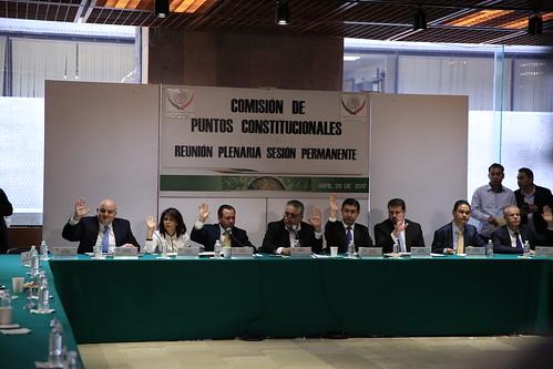 Comisión de Puntos Constitucionales 28/abr/17