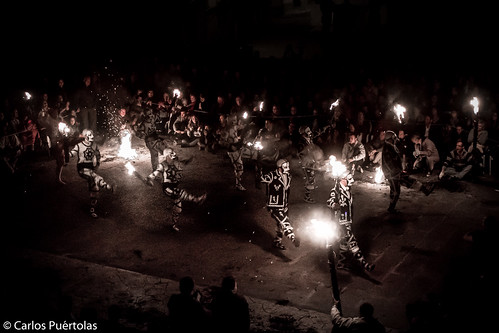 Fiestas de San Juan Lorenzo- Contradanza