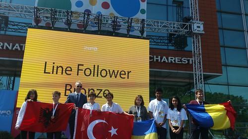 TEECS Robotics Team Romania Trip