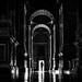 Montecassino Abbey - Cassino, Italy - Black and white street photography by Giuseppe Milo (www.pixael.com)