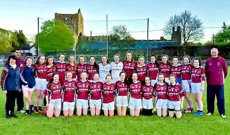 Boyle GAA Ladies U16