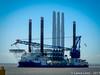 Sea Installer - Leaving Siemens Alexandra Dock Hull by Hey-Lance