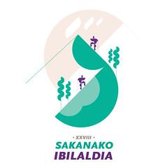 Sakanako Ibilaldia 2017
