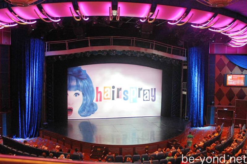 Hairspray Broadway Musical Comedy @ Opal Theater<Deck4,5>