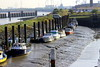 The port of Doel