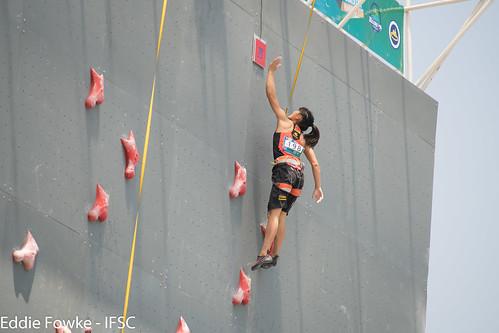 IFSC World Cup Nanjing 2017