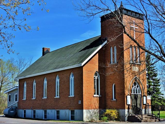 Former East Gloucester Presbyterian Church, 1870