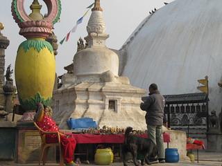 Swayambunath Nepal (32)