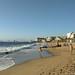 A Beach in Puerto Vallarta por David J. Greer