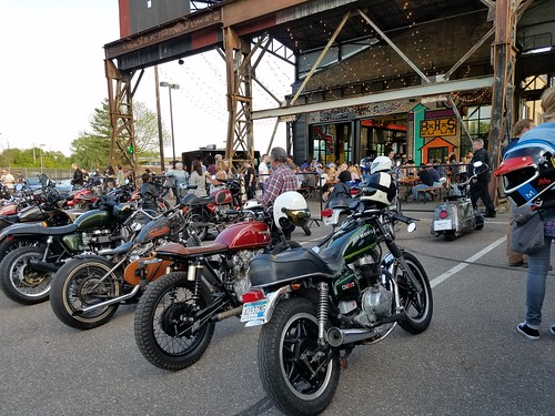 Vintage Motorcycle Night