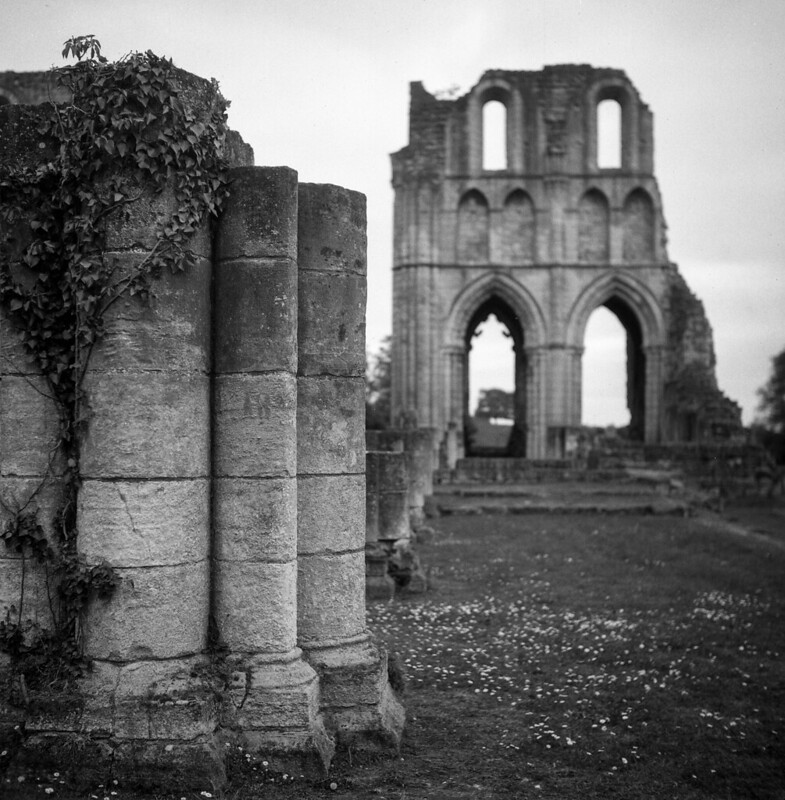 FILM - Roche Abbey