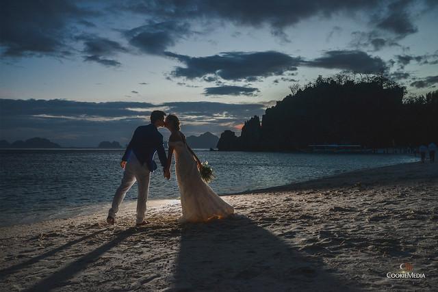 El Nido - Palawan Wedding (Bartos + Karen) (35)