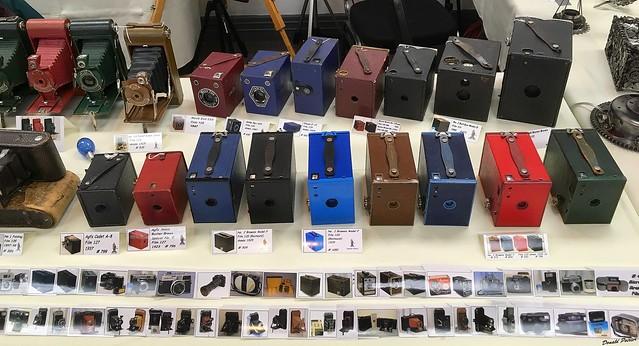 Box caméras