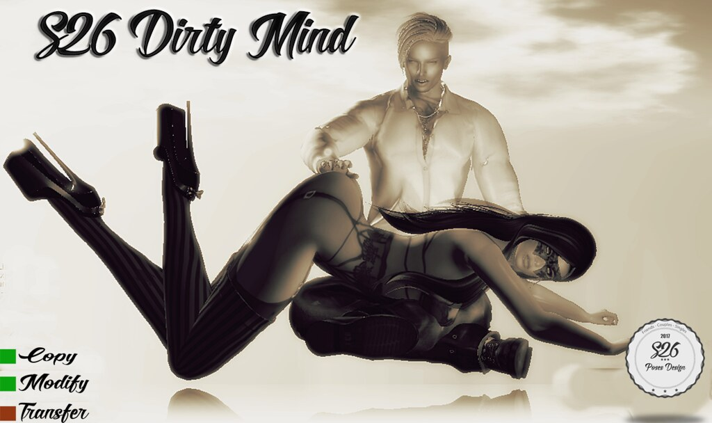 *** NEW *** S26 Dirty Mind - SecondLifeHub.com