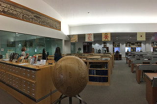 SF Public Library - Main branch 6flr History Center