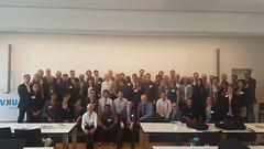 Young Researchers Seminar 2017, Berlin May 16-18
