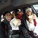 En el coche que alquilamos por Irlanda