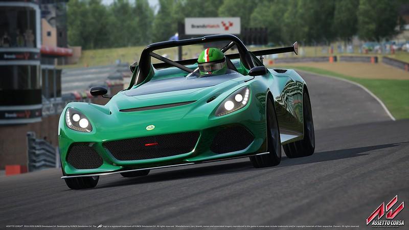 Assetto Corsa Lotus 3-Eleven