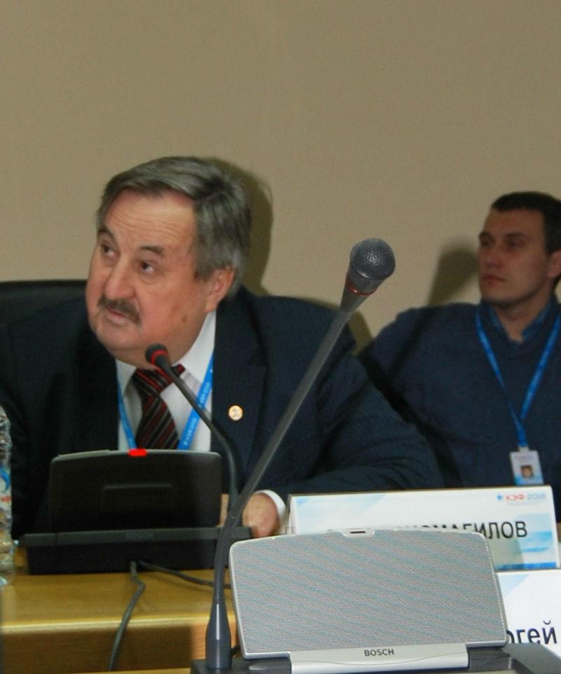 Зинфер Исмагилов