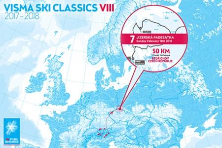 Kalendář Visma Ski Classics na sezónu 2017/18 se pomalu odhaluje