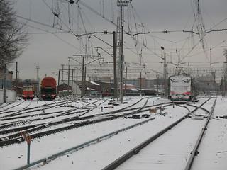 RZD Moskva-Butyrskaya station 2007