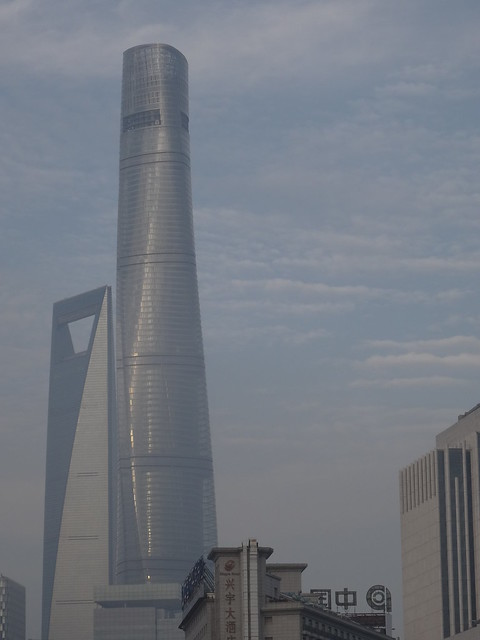 Tour de Shanghai (Shanghai Tower)