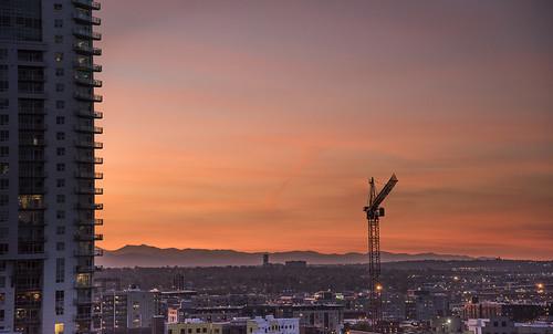 nightsky sky spring sunset architecturalphotography landscapephotography urbanphotography denver nikon uptown landscape ~orientation