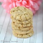 Gluten free strawberry & white chocolate chip cookie recipe