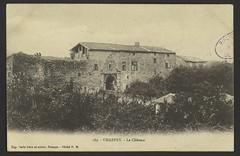 Charpey. - Le Château